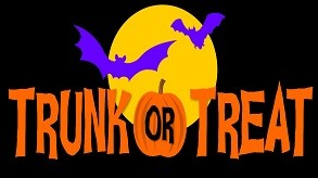 Trunk or Treat is October 26
