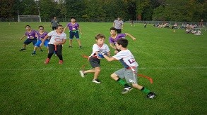 Spring Flag Football Registration Open Now