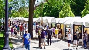 Ann Arbor Art Fair: Four Fairs, One Event!