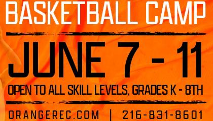Register now for new boys basketball camp