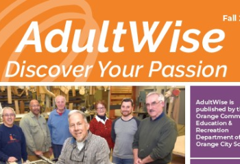 New Adult Classes Offered
