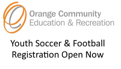 Soccer & Football registration open now