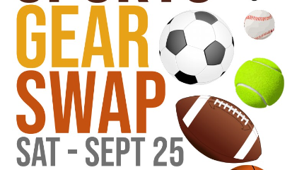 Get in on our new OCER Sports Swap