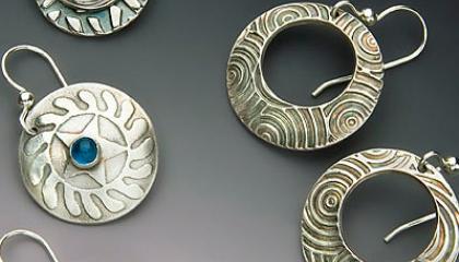 Learn to Make Precious Metal Clay Jewelry