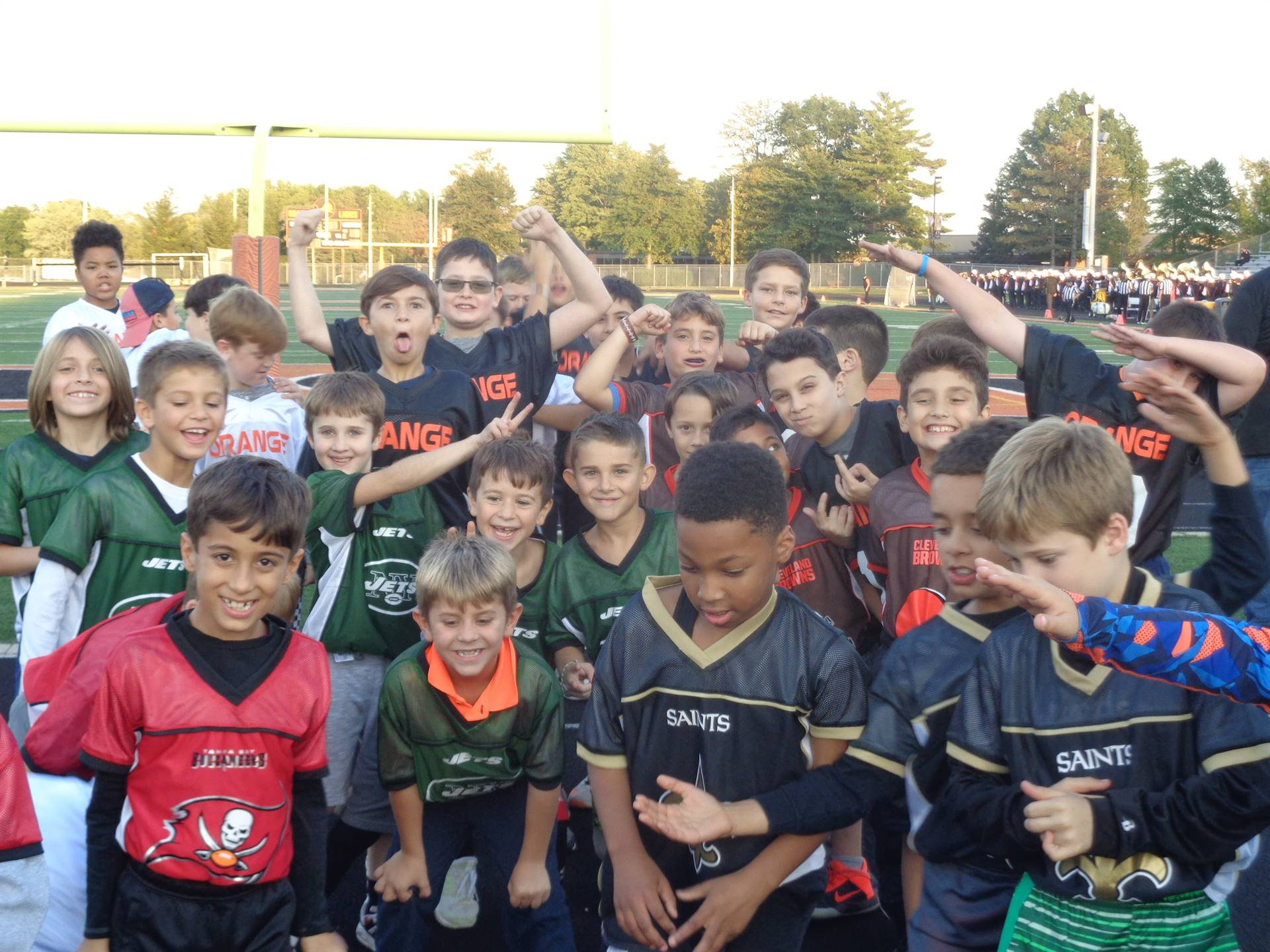 Football Group Photo