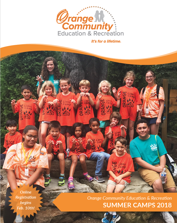 Summer Camp Guide Cover
