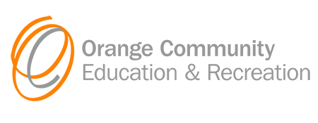 Orange Community Header Logo